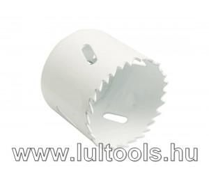 Bimetál körkivágó 68mm, HSS Co, változó fogazással