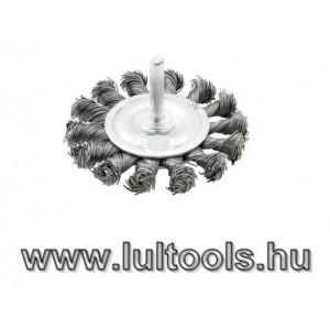 Csapos drótkorong sodrott Ø 75 mm