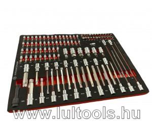 Torx - Imbusz - Zxn készlet 102 részes