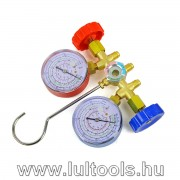 Légkondicionáló  diagnosztikai készlet R12 R22 R134A R502