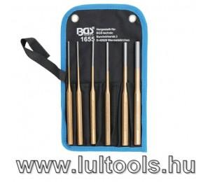 Sasszegkiütő készlet 200mm 3-10mm 6 darabos BGS-1655