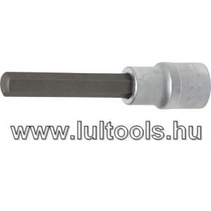 """BGS-4264 1/2"""" dugókulcs, imbusz 10 x 100 mm"""