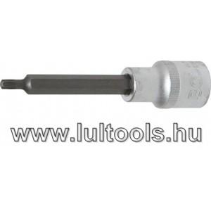 """BGS-4470 1/2"""" dugókulcs, Torx T25 x 100 mm"""