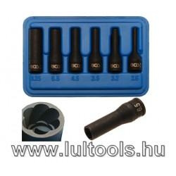 Izzítógyertya elektróda kiszedő készlet BGS-5290