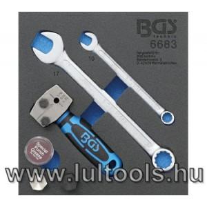 Fékcső peremező készlet BGS-6683