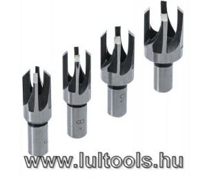 Csapfúrókészlet 6 - 10 - 13 - 16 mm