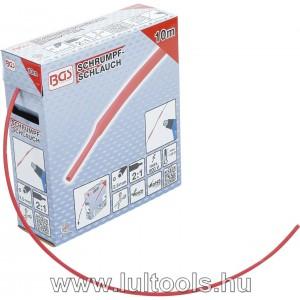 BGS-6846-1 Zsugorcső dobozban piros Ø 2.5mm 10m