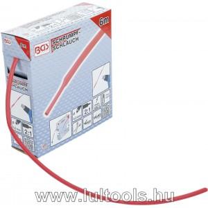 BGS-6848-1 Zsugorcső dobozban piros Ø 5mm 6m