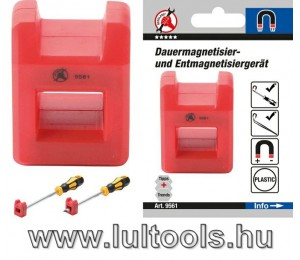 Mágnesező / lemágnesező BGS-9561