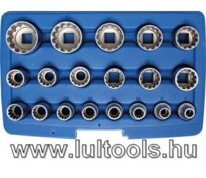 """Dugókulcskészlet, Gear Lock (1/2"""") BGS-2152"""