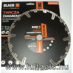 Gyémánt vágókorong, univerzális 230mm