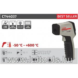 Crown Lézeres infra hőmérő pisztoly
