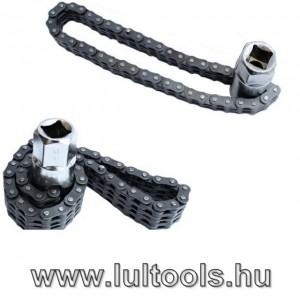 Olajszűrő leszedő láncos dupla 60-115 mm