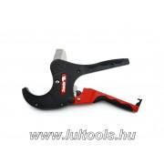 Csővágó fogó 3-64mm (PVC, PPR, PP, PE, PEX, PB, PVDF csövekhez)
