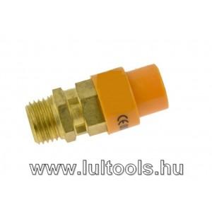 Biztonsági szelep a 24-50L kompresszorhoz