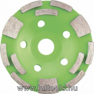 Betoncsiszoló - betonmaró tárcsa 125mm 72958