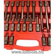 Ribe bit készlet 1/2″ M5-M14 26 részes
