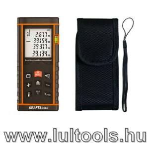 Digitális lézeres távolságmérő 0.05-40m