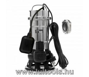 Inox darálós szennyvíz szivattyú 3100W (KD763)