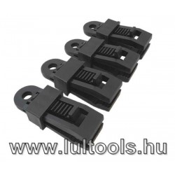 Takaróponyva kapcsok - 4db/csomagolás