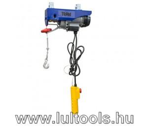 Elektromos csörlő 125/250Kg Tuson