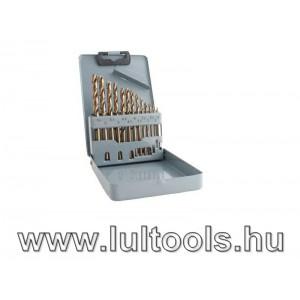 HSS COBALT Fémfúró készlet 1.5-6.5mm