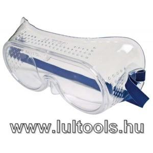 Védőszemüveg PC lencse