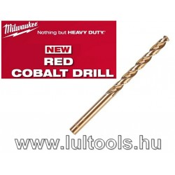 Milwaukee Red Cobalt Hss-G Co fémfúró 4.5mm