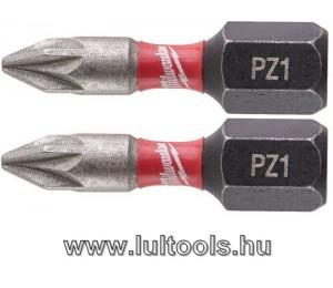 Bithegy PZ1 25 mm SHOCKWAVE (2 db) MILWAUKEE