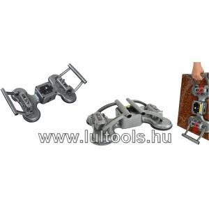 Akkumulátoros rezgő járólap-lerakó gép