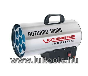 Rothenberger Hőlégbefúvó ROTURBO 19000
