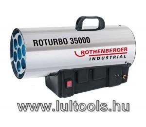 Rothenberger Hőlégbefúvó ROTURBO 35000