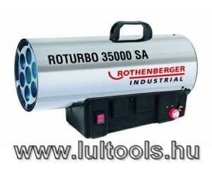 Rothenberger Hőlégbefúvó ROTURBO 35000SA
