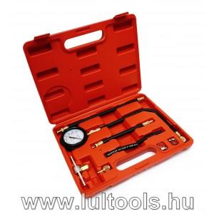 Benzin befecskendező nyomásmérő, 0-7bar