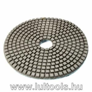 Gyémánt csiszoló- és polírozókorong 100mm, P2000