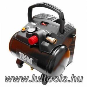 Tuson olajmentes 6L-es kompresszor