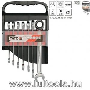 YATO Racsnis kulcs klt. 7 részes (YT-0208)