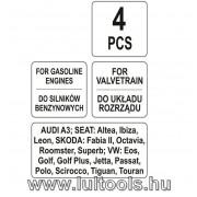 Vezérműrögzítő szerszámkészlet V.A.G (YT-06017)