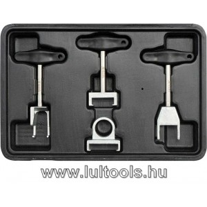 Gyújtógyertya szerelő készlet, VW csoport, 4 részes YT-06205