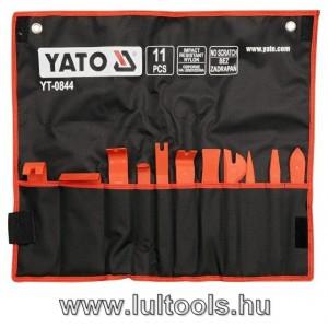 Kárpitlehúzó készlet 11 részes YATO
