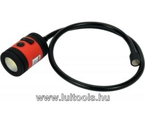 Akkus LED lámpa multifunkciós 100 lm YATO