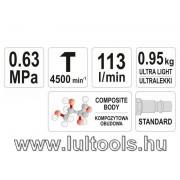 Pneumatikus (levegős) véső YT-09904