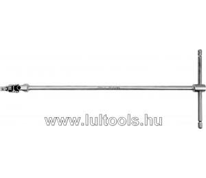 """YATO T-alakú hajtókar csuklós 3/8"""" 450 mm CrV"""