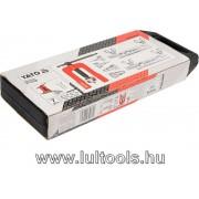 Csőperemező készlet YT-2180
