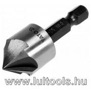 Kúpos süllyesztő fémre HSS 16.5mm YT-44725