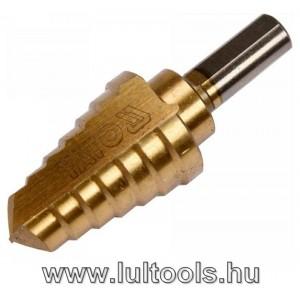 HSS lépcsős fúrószár 14-26mm YT-44743