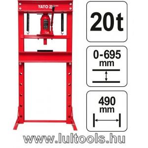 20T Hidraulikus prés - csapágykinyomó YT-55581