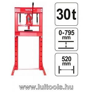 30T Hidraulikus prés - csapágykinyomó YT-55582
