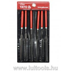 Yato YT-6161 tűreszelő készlet