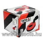 Sarokcsiszoló porelszívó adapter koronafúróhoz YATO